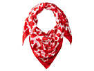 Kate Spade New York Heart Party Square Scarf