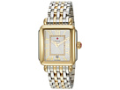Michele Deco Madison Two-Tone, Diamond Dial Watch
