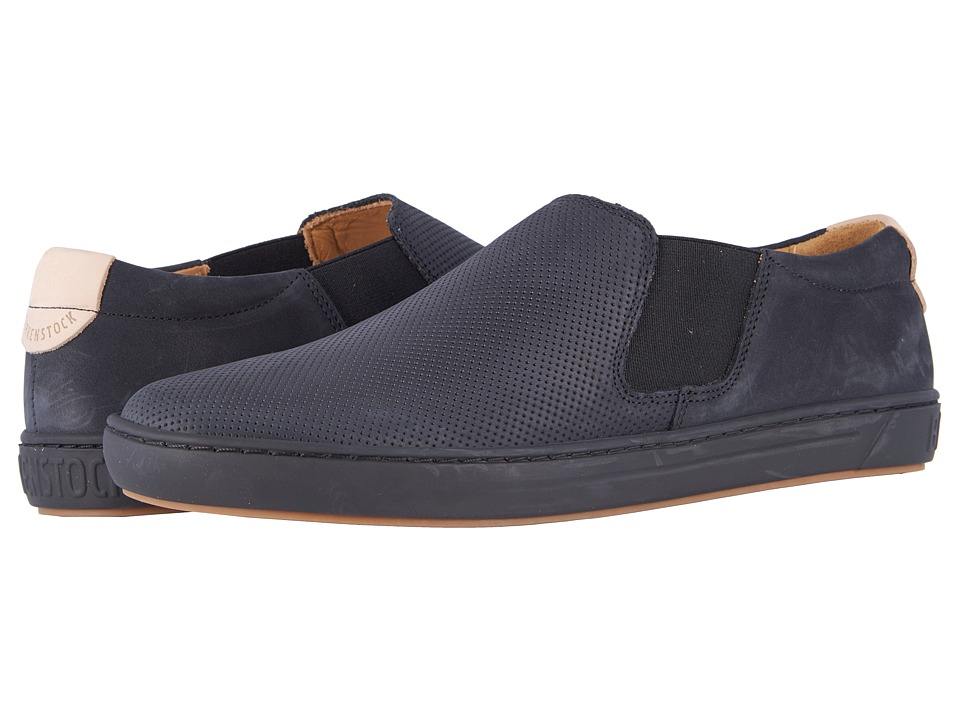 Birkenstock Barrie (Black Nubuck) Women's  Shoes