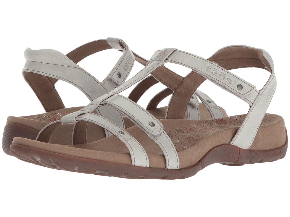 Taos Footwear Trophy (Dove Grey (Prior Season)) Sandals