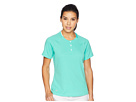 adidas Golf adidas Golf climachill(r) Collarless Short Sleeve Polo