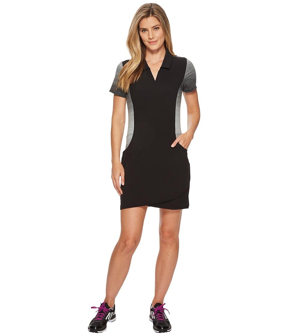 adidas Golf - Rangewear Dress (Black) Womens Dress