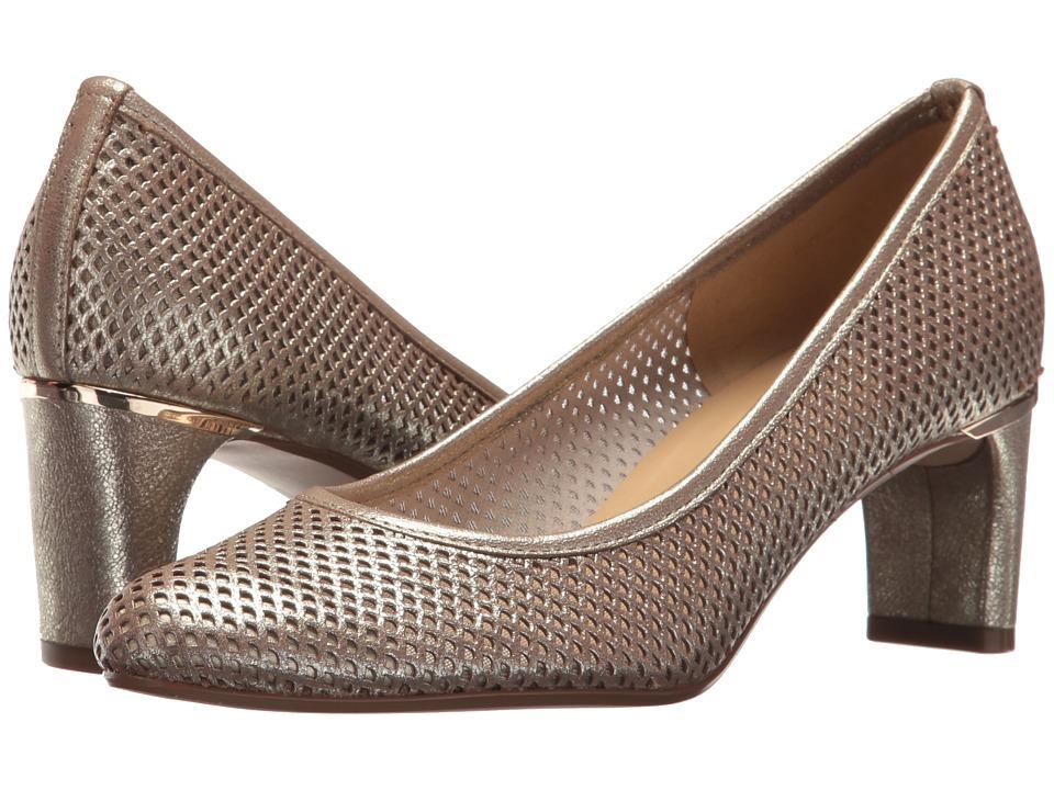 Vaneli - Dawne (Platino Grid) High Heels