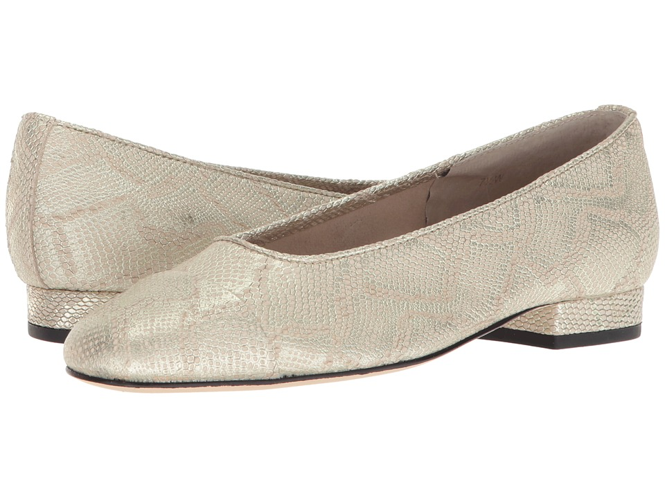 Vaneli - FC-313 (Beige Sprizz) Womens Slip on  Shoes