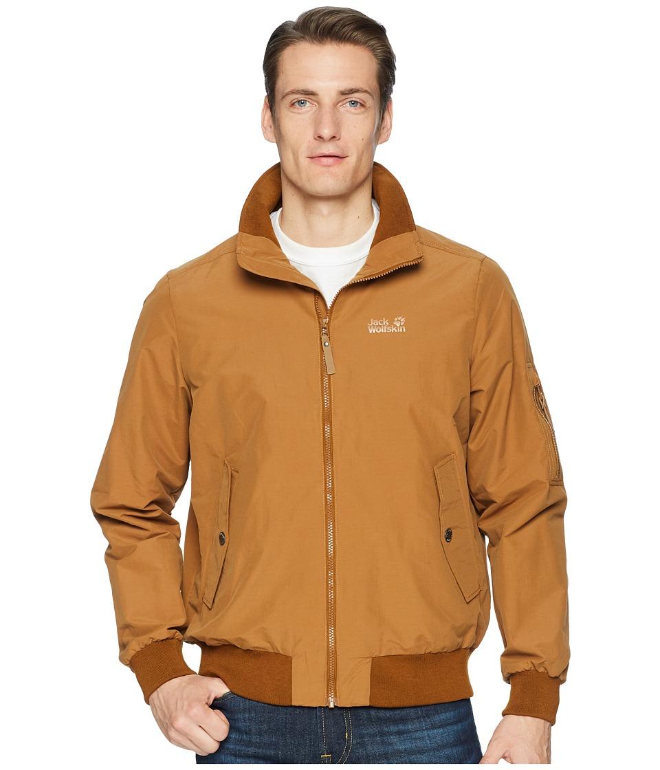 Jack Wolfskin - Huntington Jacket (Deer Brown) Mens Coat