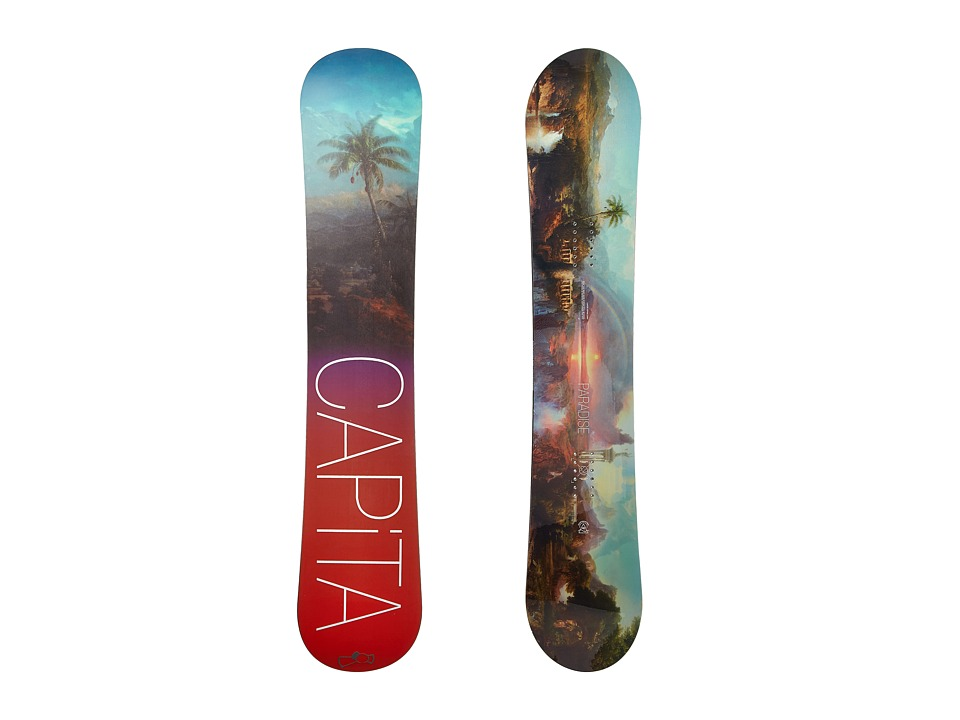 Capita - Paradise 149mm (Na) Snowboards Sports Equipment