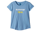 Life is Good Kids Summer Love Smiling Smooth Tee (Little Kids/Big Kids)