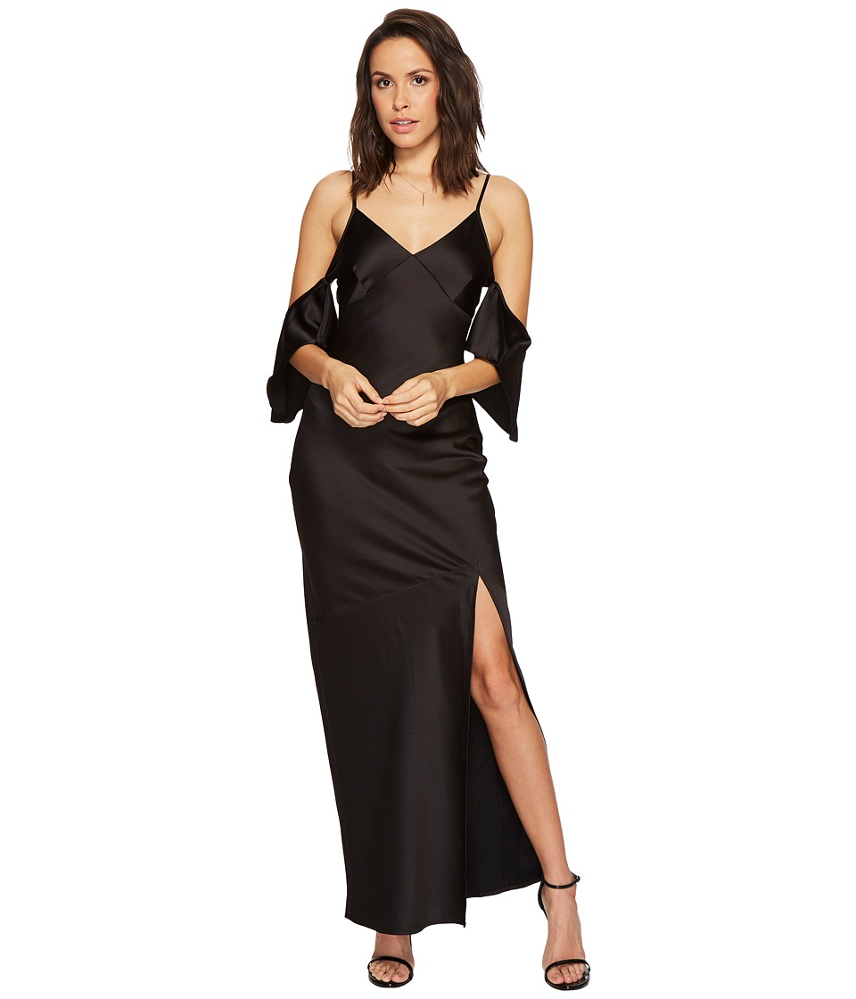ASTR the Label Kendra Dress (Black) Women