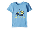 Life is Good Kids Life is Good Kids Get Dirty Crusher Tee (Toddler)