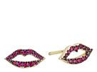 SHASHI Katie Lips Stud Earrings