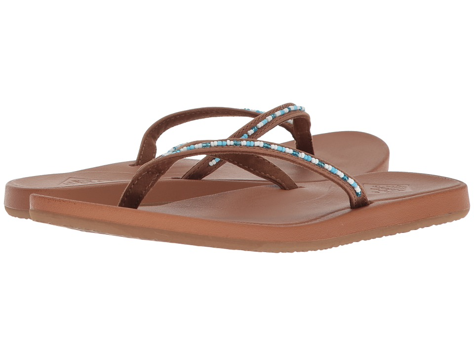 Freewaters Indio (Blue/Tan) Women's Shoes