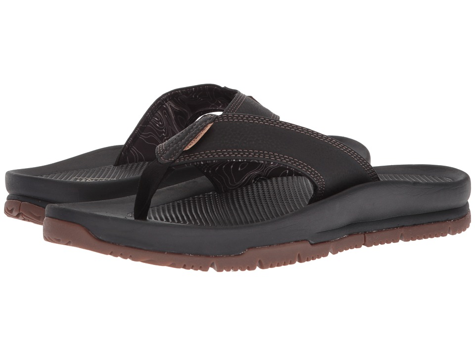 Freewaters - Magic Carpet (Black) Men's Sandals