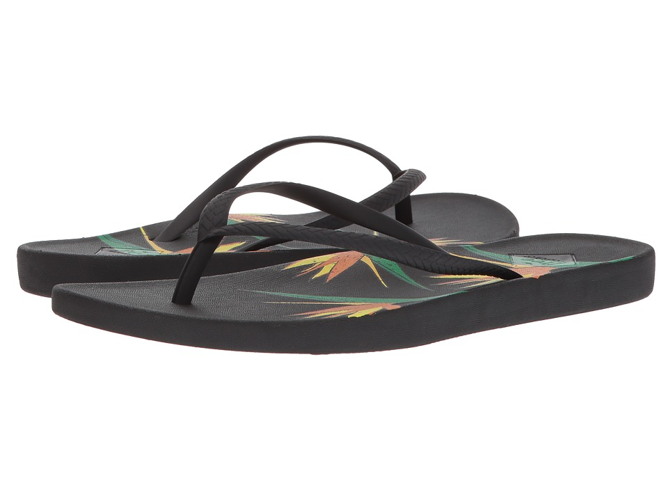 Freewaters Becca Print (Bird of Paradise) Women's Shoes