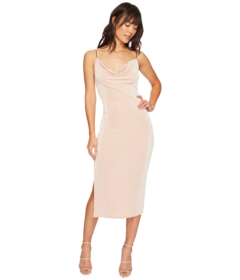 ASTR the Label Ivana Dress (Blush) Women