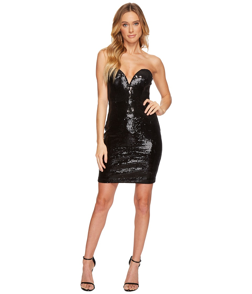 ASTR the Label Rizzo Dress (Black) Women