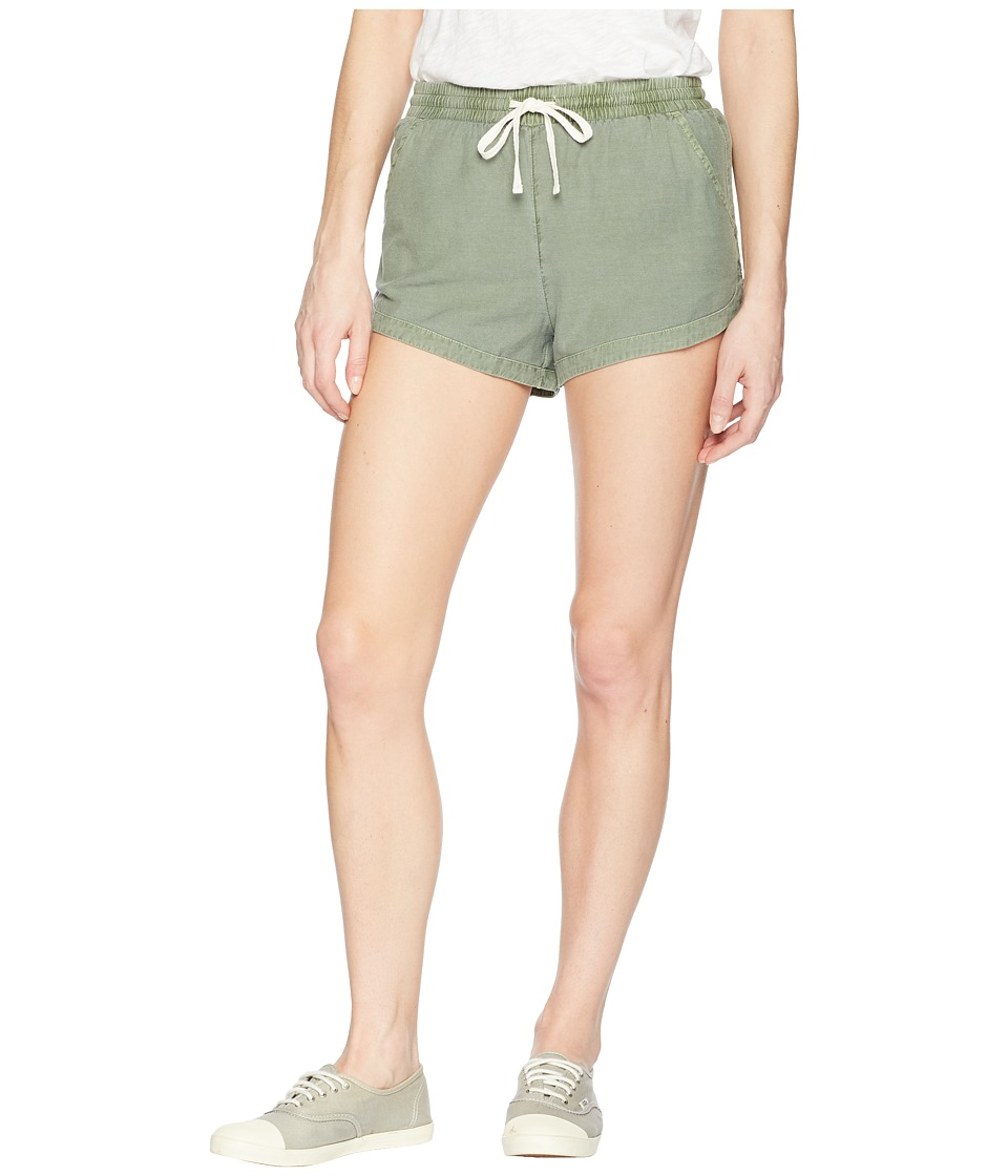 Billabong - Road Trippin Shorts (Treetop) Womens Shorts