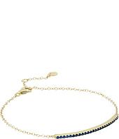 SHASHI - Bar Pave Bracelet