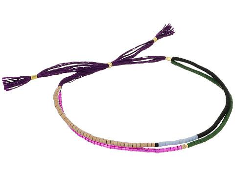 SHASHI Carlita Bracelet - Purple