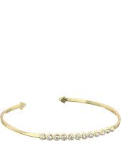 SHASHI - Bezel Cuff Bracelet