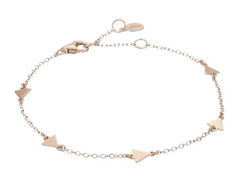 SHASHI Arrow Multi Bracelet - Rose Gold