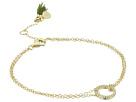 SHASHI Circle Pave Bracelet