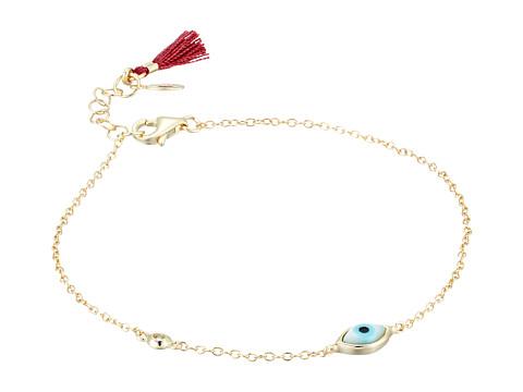 SHASHI Madison Bracelet - Gold/Vermeil