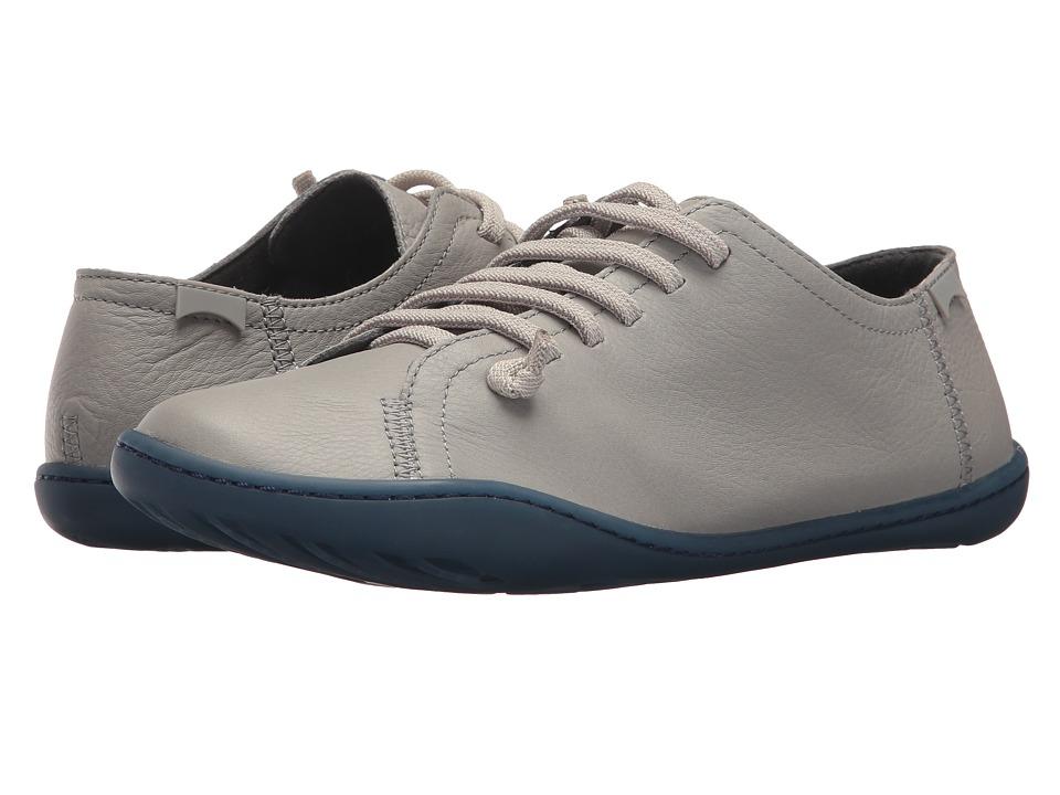 Camper - Peu Cami - K200586 (Grey) Womens Flat Shoes