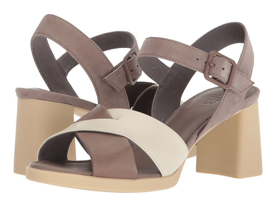 Camper - Kara Sandal - K200558 (Grey) Womens Shoes