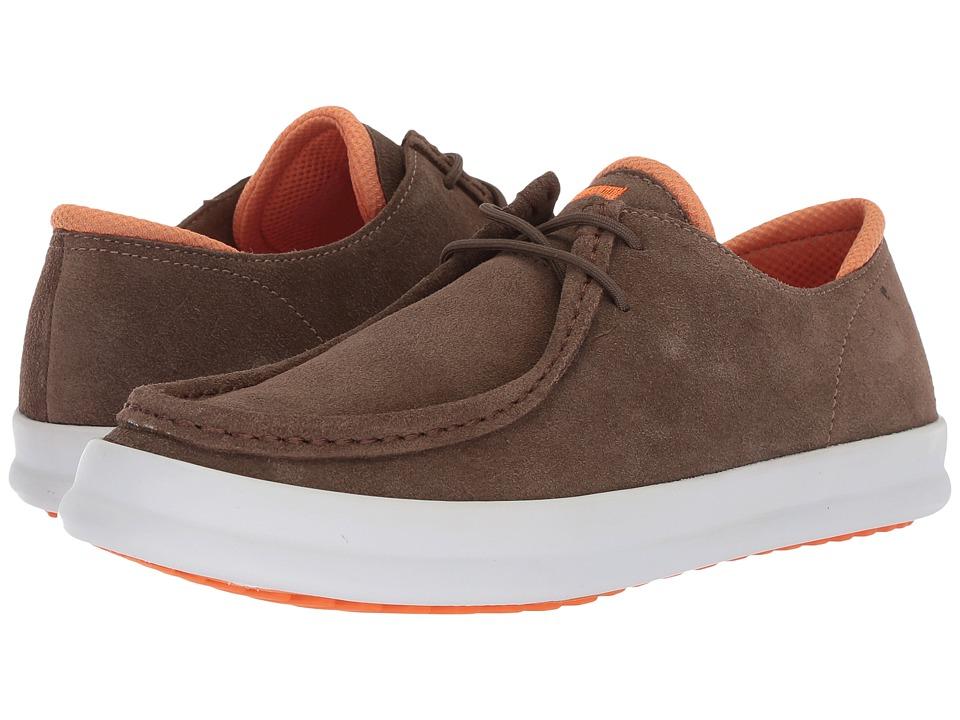 Camper - Chasis - K100282 (Dark Tan) Mens Shoes