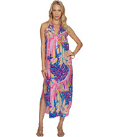 Lilly Pulitzer - Bailey Silk Midi Dress