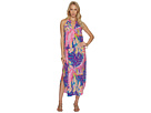Lilly Pulitzer - Bailey Silk Midi Dress