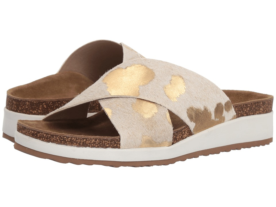 Aetrex Dawn (Gold Pony) Sandals