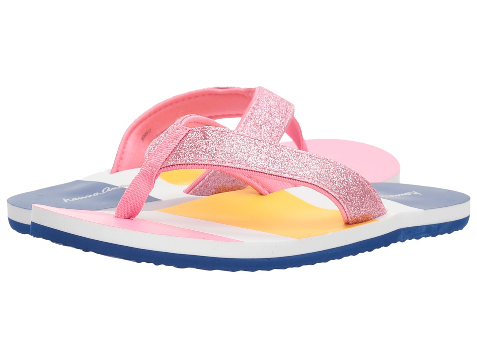 Hanna Andersson - Glitter (Toddler/Little Kid/Big Kid) (Lily Pink) Girls Shoes