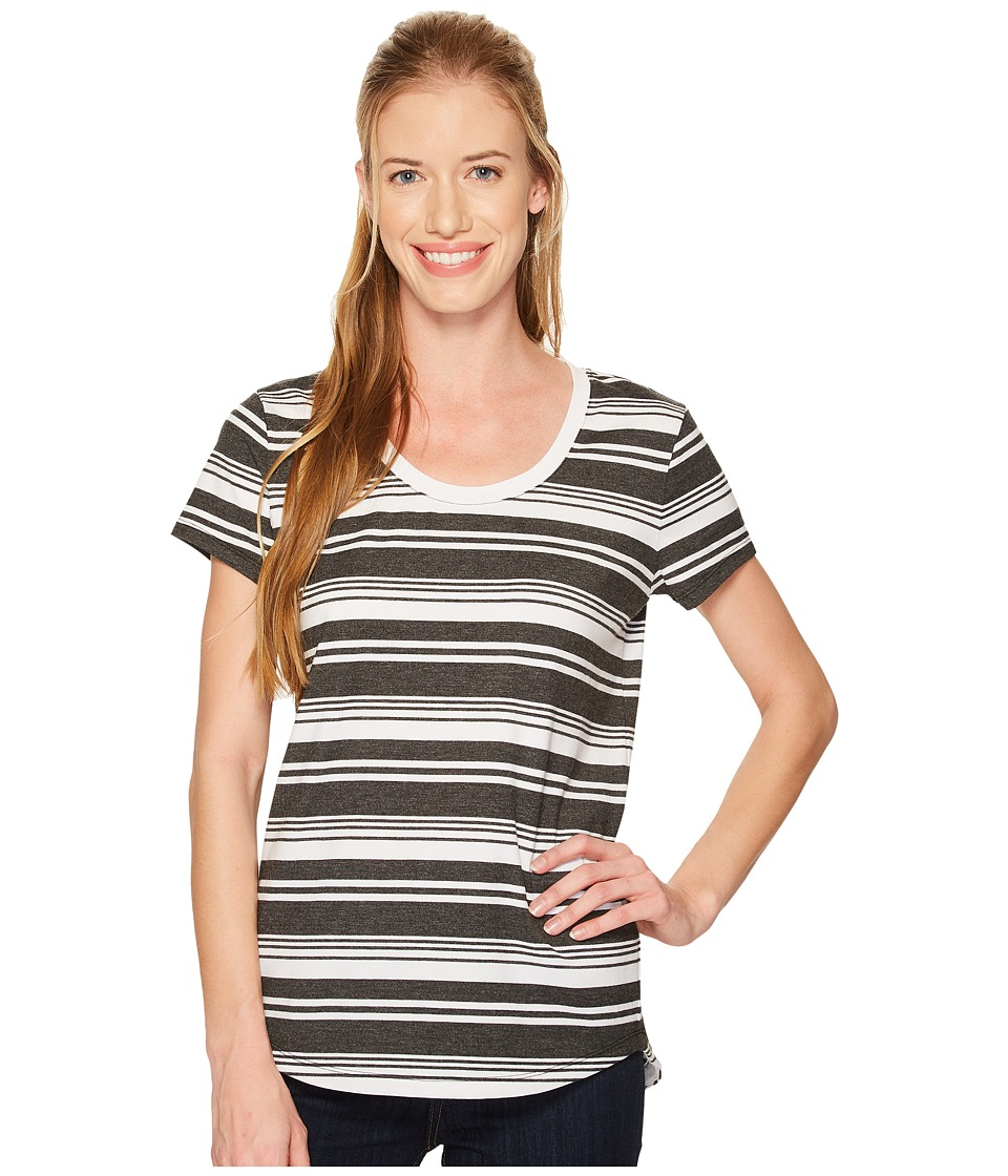 FIG Clothing - Nam Top (Cliff Stripe) Womens Clothing