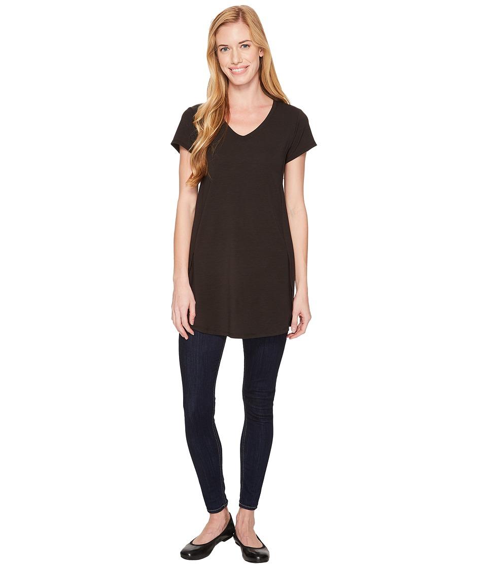 FIG Clothing - Lox Tunic (Black) Womens Clothing