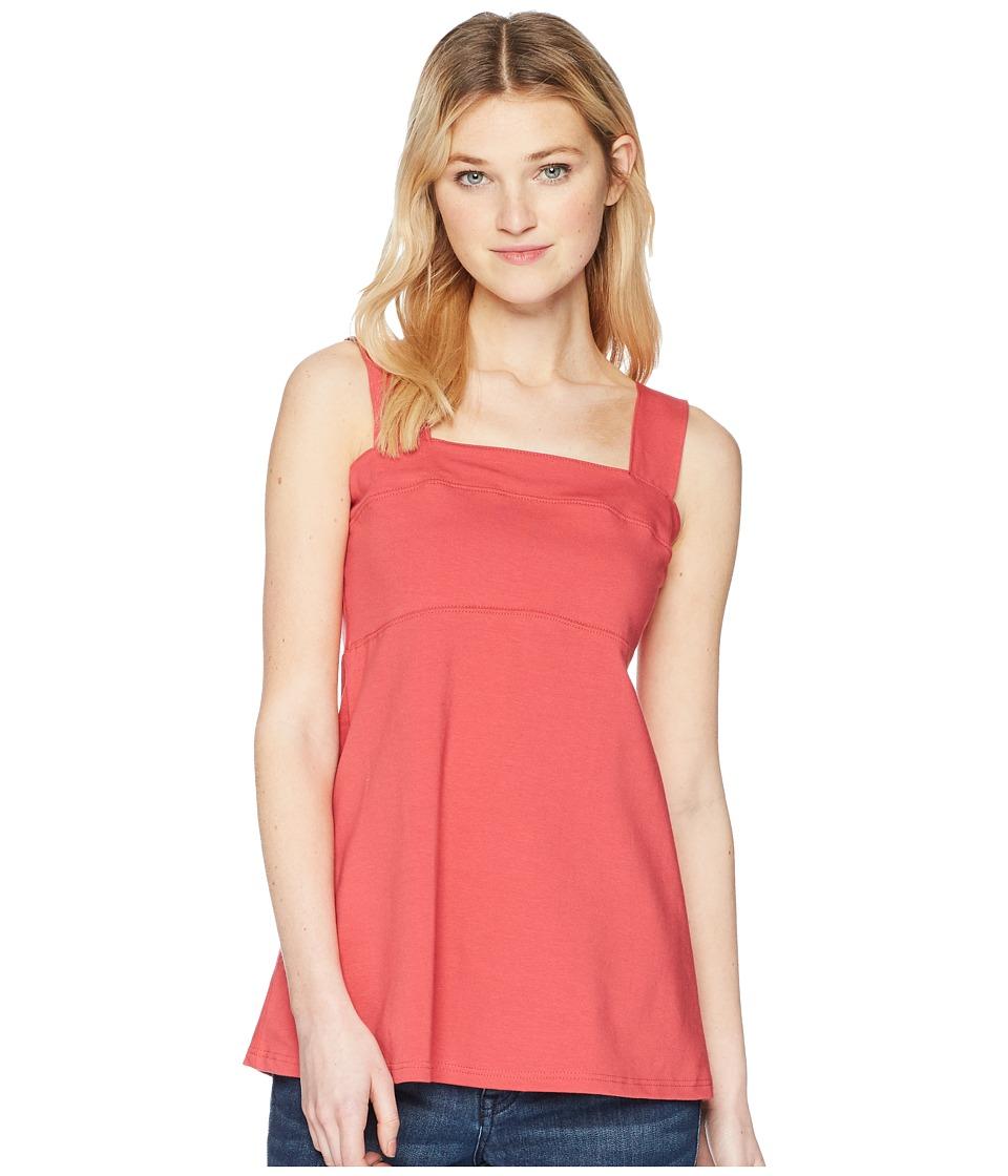 FIG Clothing Peg Top (Rose) Women's Clothing