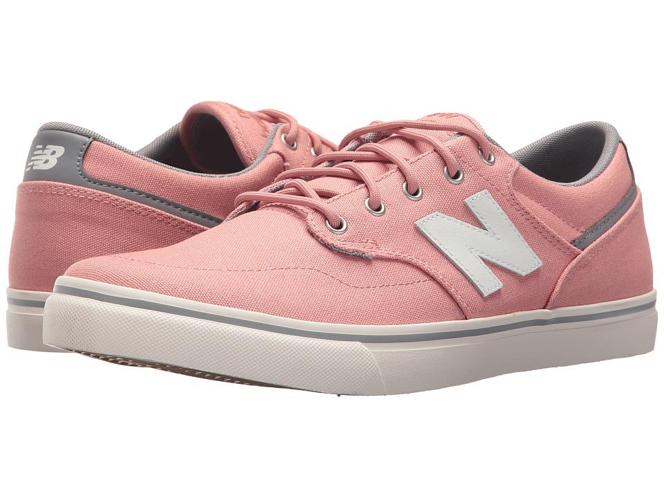 New Balance Numeric - 331 (Rose/White) Mens Skate Shoes