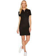 Lacoste - Short Sleeve Pique Polo Dress
