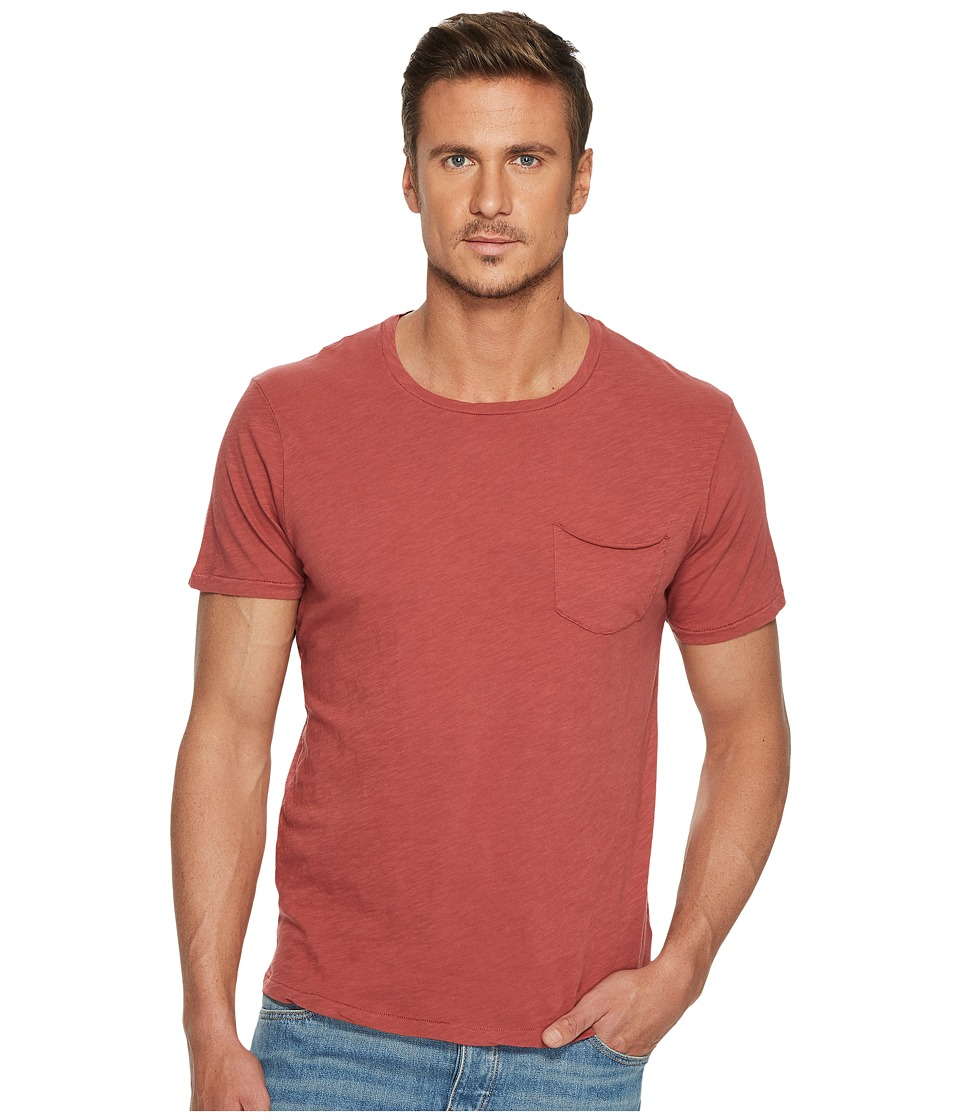 Joe's Jeans - Chase Raw Edge Short Sleeve Crew