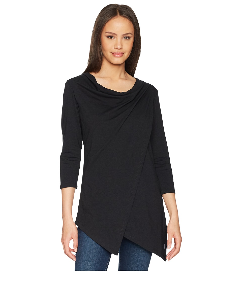 FIG Clothing - Pai Top (Black) Womens Clothing