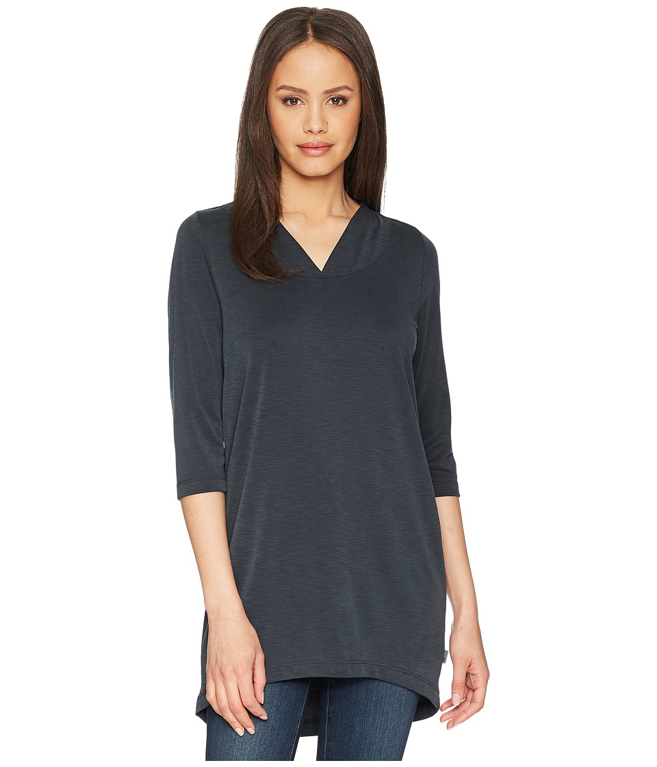 FIG Clothing - Iri Tunic (Onyx) Womens Clothing
