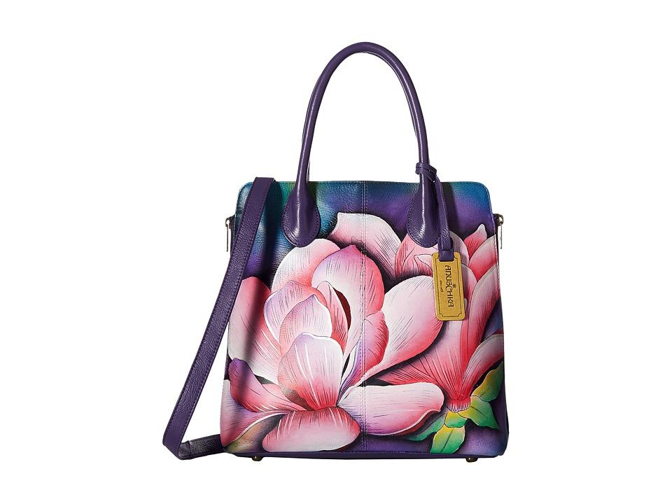 Anuschka Handbags - 551 Medium Expandable Convertible Tote