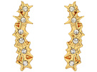 Rebecca Minkoff Stargazing Ear Crawler Stud Earrings