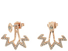 Rebecca Minkoff Stargazing Front Back Earrings