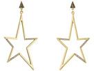 Rebecca Minkoff - Stargazing Drama Star Statement Earrings