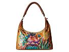 Anuschka Handbags Anuschka Handbags 371 Medium Top Zip Hobo
