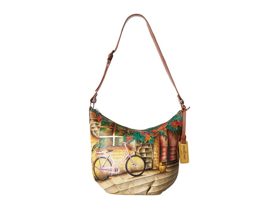 Anuschka Handbags - 471 Medium Bucket Hobo