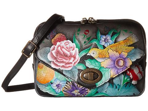 Anuschka Handbags 593 - Vintage Bouquet