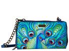 Anuschka Handbags Anuschka Handbags 1144 ZIP AROUND RFID CROSSBODY CLUTCH