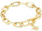 Rebecca Minkoff - Signature Link Star Charm Bracelet